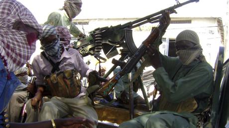 Somalia al-Shabaab insurgents. © Omar Faruk