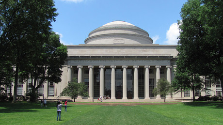 MIT's Building © Wikipedia