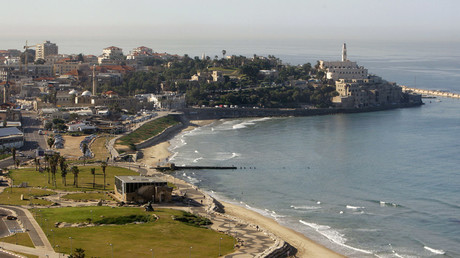 A general view shows Jaffa, just south of central Tel Aviv © Gil Cohen Magen / Reuters