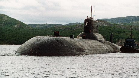 Russia to disarm world's largest nuclear ballistic missile submarine