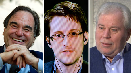 Snowden movie co-creator: 'US State Dept and president did not want this film'