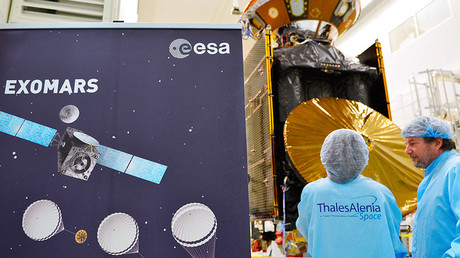 Russian-ESA ExoMars mission to pave way for future teamwork on Moon & Mercury – Roscosmos head