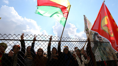 Lavrov: Kurds must be invited to Geneva peace talks to preserve Syria's integrity