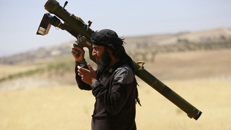 Tanks for nothing! US-backed Syrian rebel division attacked & looted by Al-Qaeda affiliate