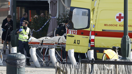 4 officers wounded in Brussels raid related to Paris attacks