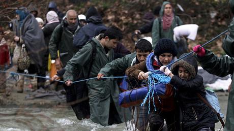 EU-Turkey migrant deal hurdled as Cyprus & others slam Ankara 'blackmail'
