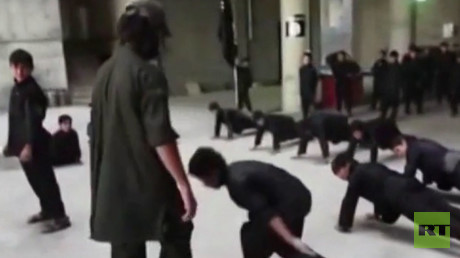 ISIS increasingly relies on child jihadists amid mass losses and desertion (VIDEO)