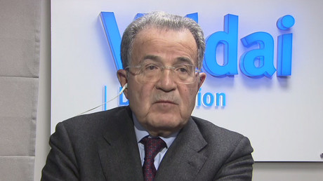 Russia, Europe must cooperate or will waste their future - Romano Prodi to RT