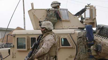 US deploys more troops on the ground in Iraq to fight ISIS