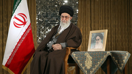 Khamenei says Iran still faces problems in international financial system, blames US