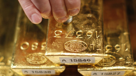 Germany wants its gold back