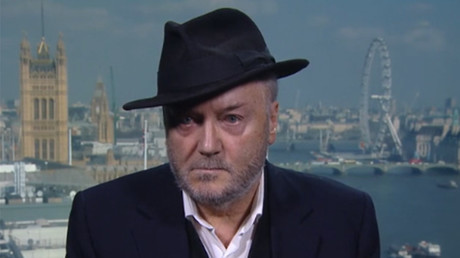 Brussels attacks: 'Schengen should have been suspended,' George Galloway tells RT