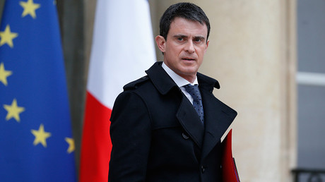Europe 'closed its eyes' to terrorist threat – French PM