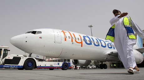 Leaked Flydubai recorder data reveals argument, panic in cockpit before 'fatal nosedive'