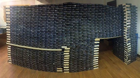 And that's only the beginning of the unwanted booked. © Goldstone Books