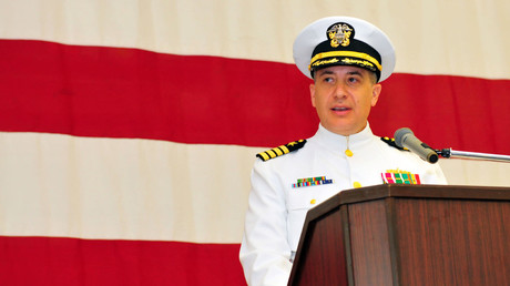 Karaoke over character: US Navy admiral sentenced in 'Fat Leonard' corruption scandal