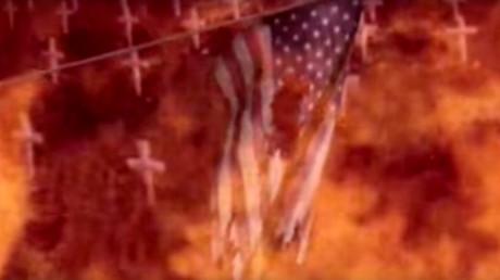 North Korea nukes Washington… in its propaganda video, anyway