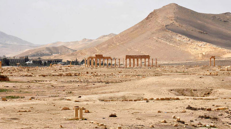 Russia to send robots, engineers to Syria to help demine Palmyra