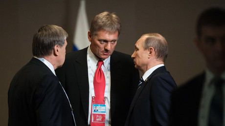 Kremlin warns of planned 'information attack' against Putin