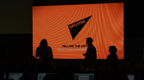 Russia's Sputnik news agency blocked in Latvia over allegations it 'threatens Ukraine'