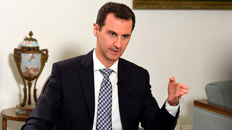 'Syrian Army's battlefield successes speed up political settlement' – Assad