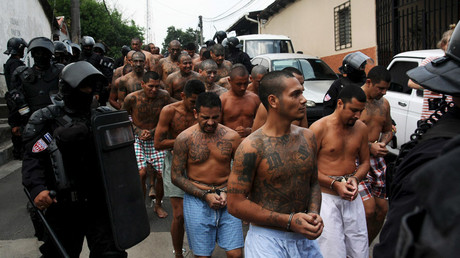 El Salvador declares state of emergency at 7 jails over gang violence