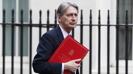 Britain's Foreign Secretary Philip Hammond © Eddie Keogh