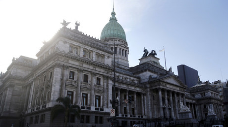 The Argentine Congress in Buenos Aires © Marcos Brindicci