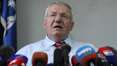 Hague tribunal acquits defiant Serb nationalist leader Seselj of crimes against humanity
