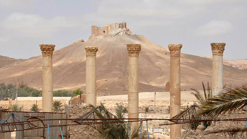 Palmyra booby-trap: ISIS had 3,000 bombs rigged, ready to level entire city with one click