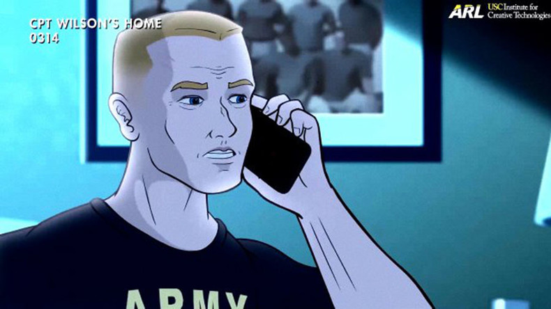 Military Sims? US Army's new video game tackles sexual abuse