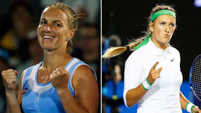 Russia's Svetlana Kuznetsova to face Victoria Azarenka in Miami Open final