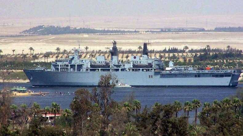 New British Empire? UK to re-establish military bases east of Suez