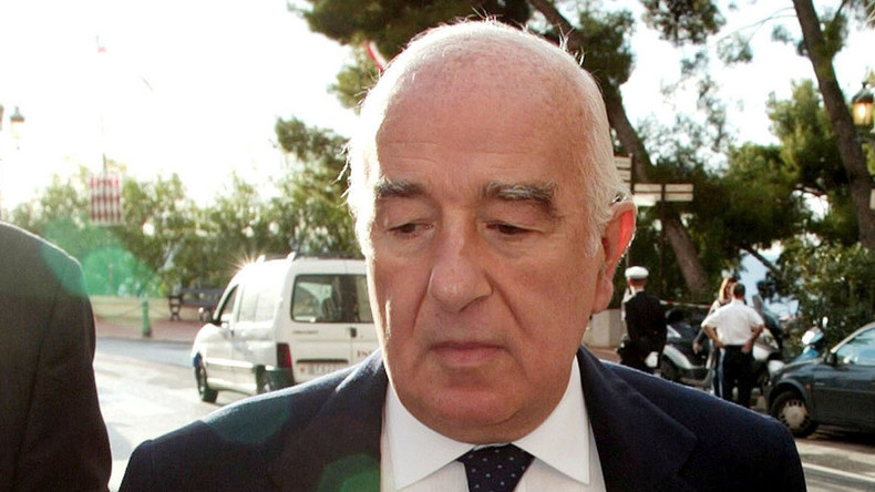 World's richest banker charged in bribery scheme