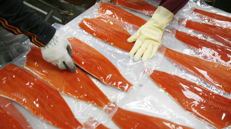 FDA sued over approval of genetically engineered 'frankenfish'