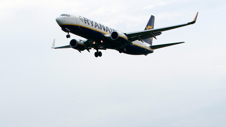 Ryanair flight returns to Manchester after mid-air emergency
