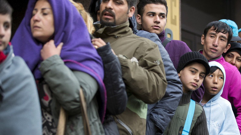 Belgium wants migrants to sign pledge to accept local values