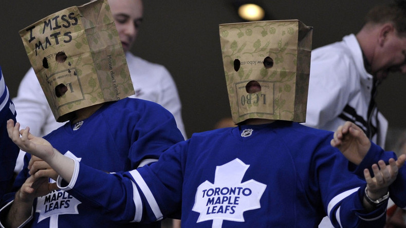 Canada in shock as its NHL teams fail to reach the play-offs