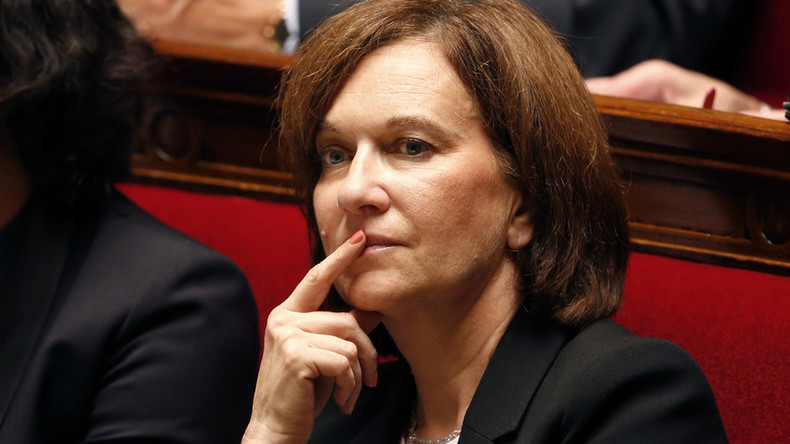French 'feminist' minister Rossignol compares veil-wearing Muslims to 'negroes'