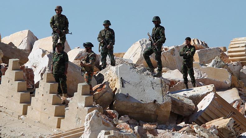 Syrian Army seizes high ground, prepares to retake Christian minority town from ISIS