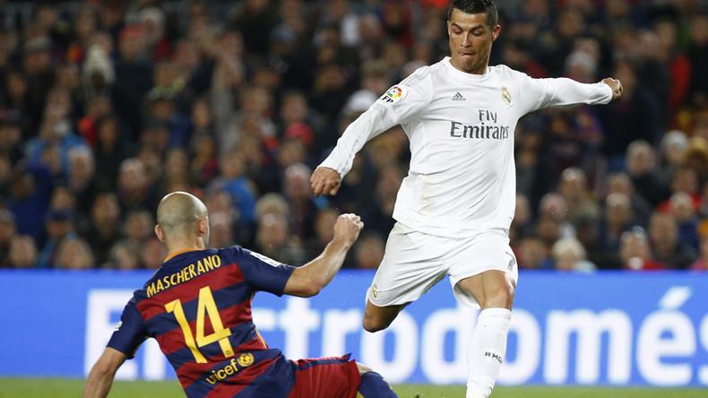Real Madrid beat Barcelona 2-1: Late Ronaldo strike gives Zidane first El Clasico win