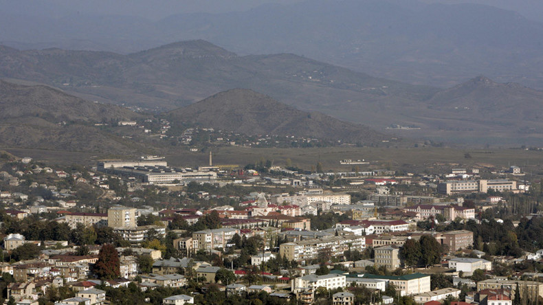 Azerbaijan says ready for unilateral ceasefire in disputed Nagorno-Karabakh
