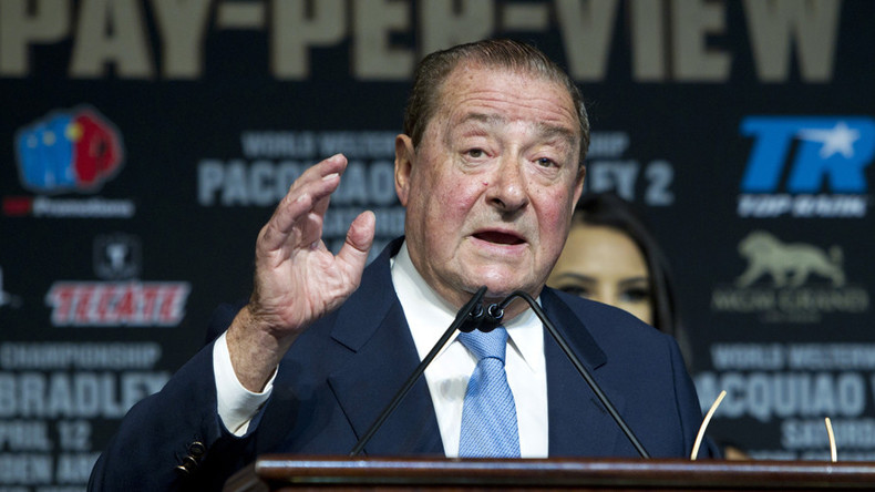 Top boxing promoter says Donald Trump swindled him out of $2.5 million