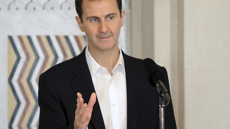 West is 'dishonest,' pursues policy detached from intl law – Assad