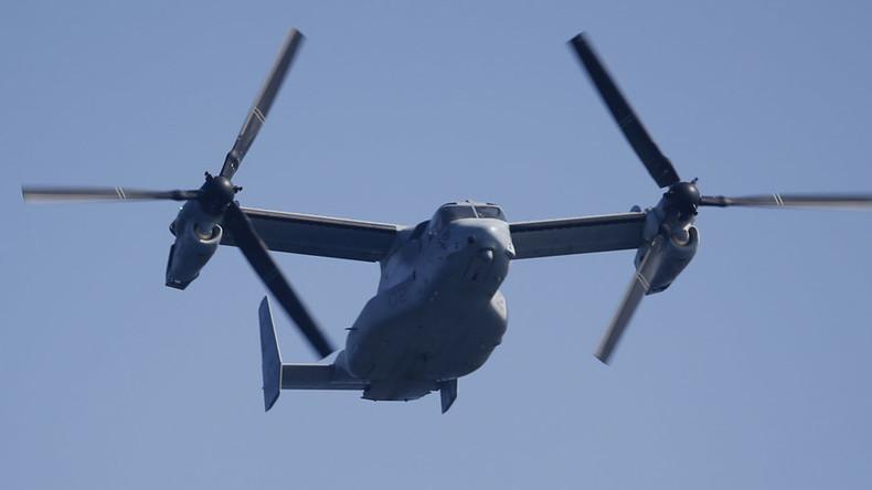 Kamikaze mission? SAS train to fight ISIS in crash-prone 'transformer' aircraft