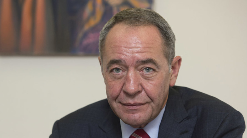 Death of Russian media tycoon Lesin in DC believed natural despite criminal investigation - US media
