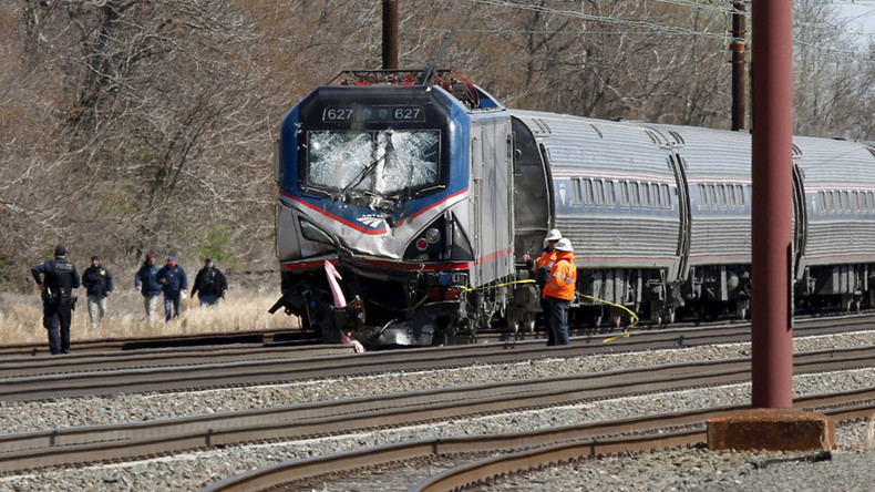 Blood on the tracks: Amtrak's 5 most recent accidents
