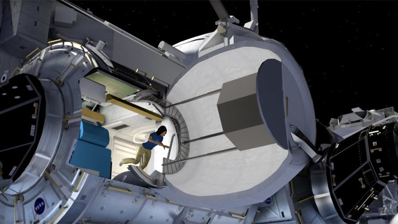BEAM me up, Scotty: NASA sending inflatable space home to ISS