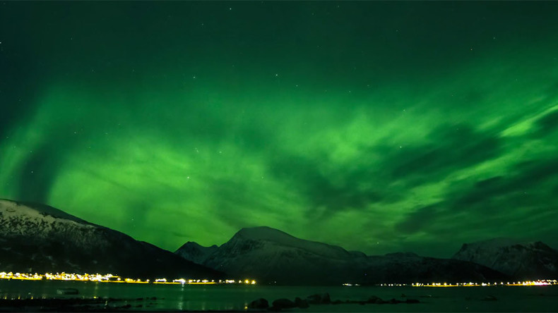 Spectacular Northern Lights show captured in epic 4k footage (VIDEO)