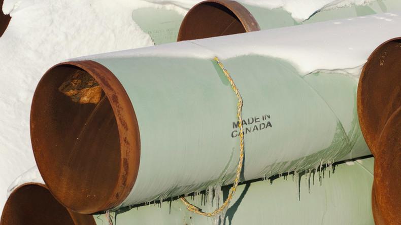 TransCanada shutdowns Keystone I pipeline over possible spill in South Dakota